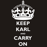 Keep Karl and Carry On